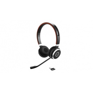 Jabra Evolve 65, Duo, USB-BT, MS