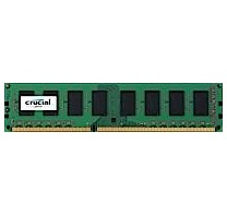 16GB DDR3L 1600MHz Crucial CL11 1.35V
