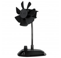 ARCTIC Breeze Color Edition BLACK - USB desktop fan