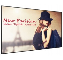 "75"" E-LED Philips 75BDL4150D-UHD,IPS,500cd,AN,24/7"