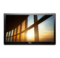 "16"" LED AOC I1659FWUX - FHD, IPS, USB"