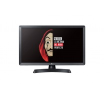 "24"" LG LED 24LT510S - HD Ready, HDMI, TV Tuner"