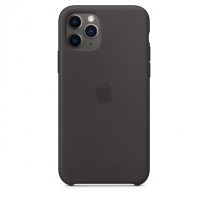iPhone 11 Pro Silicone Case - Black