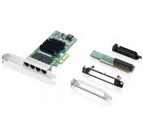Lenovo Intel I350-T4 4Port Ethernet Expansion Card