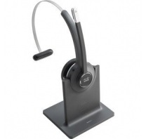 Cisco Headset 561 Wireless Single Headset with Standard Base Station. Frequency Band: Europe, U.K.