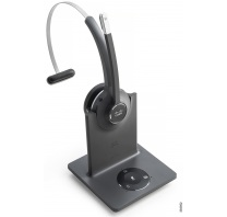 Cisco Headset 561 Wireless Single Headset with Multibase Station. Frequency Band: Europe, U.K.